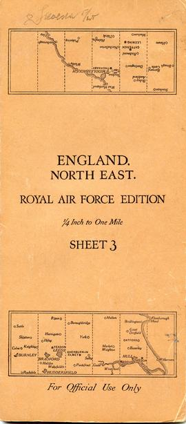Document: England North East Map