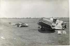 Photo: Spitfire Wreckage