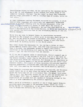 Document: On the UN Vote of 29th November 1947 - Page 2