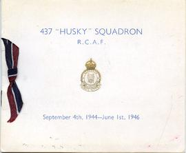 Document: 437 Husky Squadron Booklet