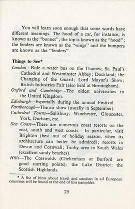 Document: Britain, France, and Germany Travel Book - Page 25