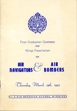 Document: Graduation and Wings Presentation - Cover