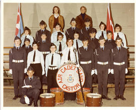 Photo: Air Cadet Castor Band