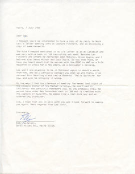 Document: Forwarded Letter from Eddy Kaplanski - Page 2