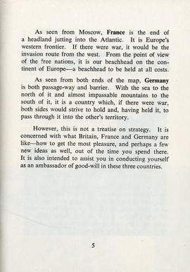 Document: Britain, France, and Germany Travel Book - Page 5