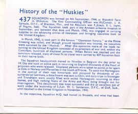 Document: 437 Husky Squadron Booklet5