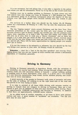 Document: 4 [F] Wing RCAF Baden-Soellingen, Germany, Information Booklet - Page 18