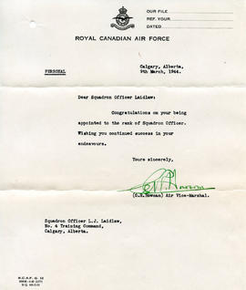 Document: Squadron Officer Promotion