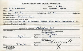Document: Application for Leave - 2