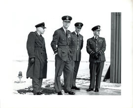 Photo: Duke of Edinburgh at 4 Wing Cold Lake - Photo 6