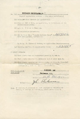 Document: Discharge Certificate