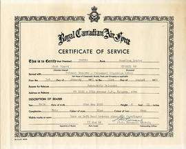 Document: Certificate of Service