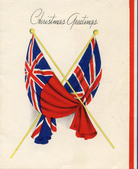 Document: Christmas Greeting Card - Cover