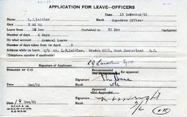 Document: Application for Leave - 1