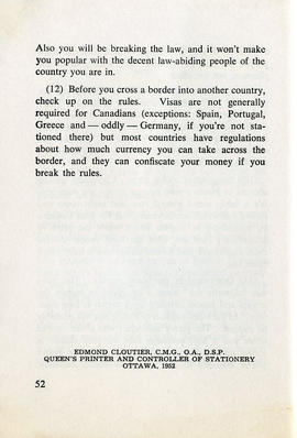 Document: The Benelux Countries and Denmark Tour Book - Page 52