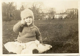 Photo: A Child in a Park