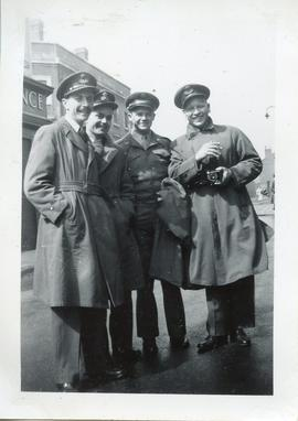 Photo: Four Servicemen