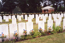 Photo: War Graves