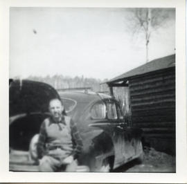Photo: Man with a Car
