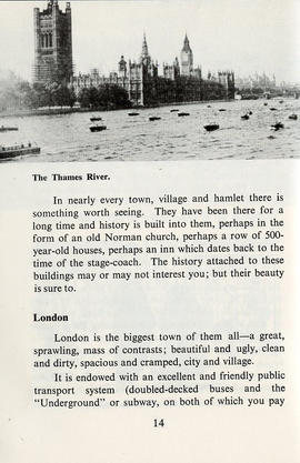 Document: Britain, France, and Germany Travel Book - Page 14