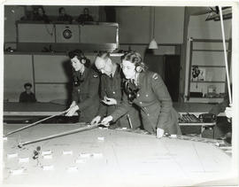 Photo: Plotting Room/Battle of Britain