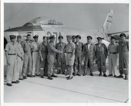 Photo: Group Photo of RCAF Squadron