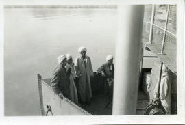 Photo: River Barge 1942