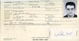 Document: RCAF Tradesman Log Book - Page 5