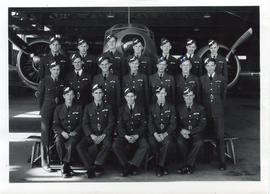 Photo: Class of RCAF Cadets