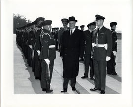 Photo: Duke of Edinburgh at 4 Wing Cold Lake - Photo 11