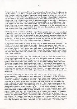Document: Sydney Shulemson Recollections - Page 6