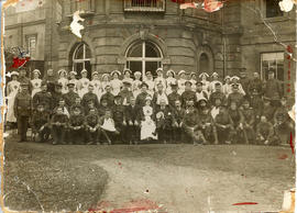 Photo: WWI Medical Corps