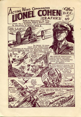 Document: Jewish War Heroes Comic - Page 3