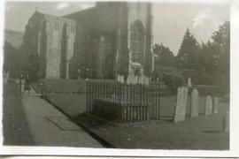 Photo: Bournemouth Sept 1941 - Christ Church