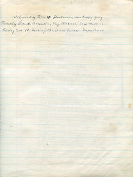 Document: Diary of Airwoman Halverson - Page 15